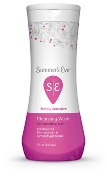 Summer's Eve Cleansing Wash for Sensitive Skin uploaded by Sirena A.