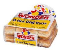Wonder Hot Dog Buns Classic White - 8 CT uploaded by Gina C.