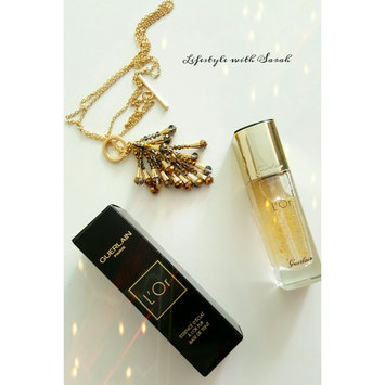Photo of Guerlain L'or Radiance Concentrate With Pure Gold Make-up Base 1.1 oz uploaded by Sarah S.