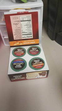 Photo of Hills Bros. Cappuccino Single Serve Cups, Salted Caramel uploaded by Valerie R.