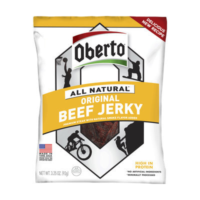 Oberto All Natural Original Beef Jerky