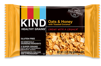 KIND® Oats & Honey With Toasted Coconut