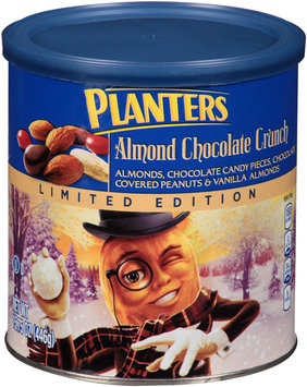 Planters Almond Chocolate Crunch 15.75 oz. Canister