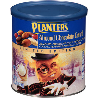 Planters Almond Chocolate Crunch Canister