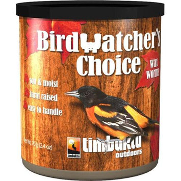 Duncraft Timbuktu Outdoors Birdwatcher's Choice WaxWorms