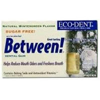 Eco-Dent 53921 Wintergreen Between Dental Gum