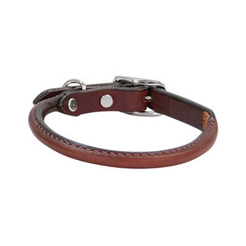 Weaver Leather 06-1130-13 5/8X13 BRN Briar Collar