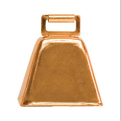 Weaver Leather Copper Cow Bell