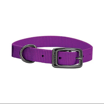 Weaver Graphite Nylon Collar 3/4 x 15 Purple Jazz