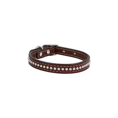 Weaver Leather 06-1807-19 1X19 BRN Class Collar
