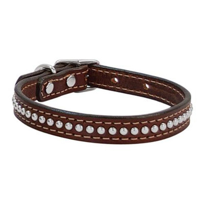 Weaver Leather 06-1807-21 1X21 BRN Class Collar