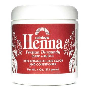 Rainbow Research - Henna Persian Burgundy Dark Auburn Hair Color - 4 oz.