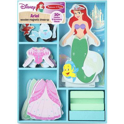 Disney Princess Ariel Wooden Dress-Up Magnets by Melissa & Doug