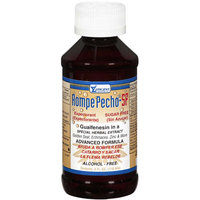 ROMPE PECHO SF COUGH SYRUP Size: 4 OZ