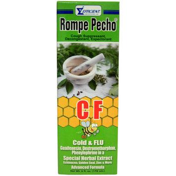 Rompe Pecho CF Cold & Flu 6 oz