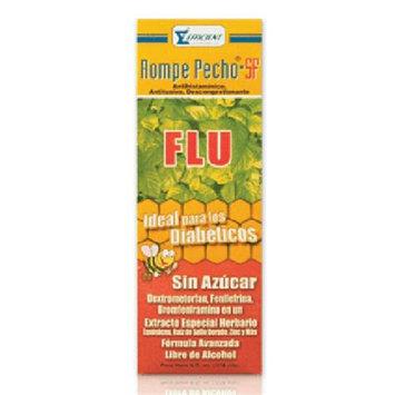 Rompe Pecho Flu Antihistaminic, Cough Suppressant & Decongestant Liquid