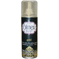Therm O Web Glitter Dust Gold
