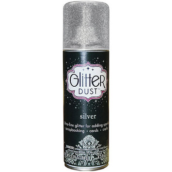 Therm O Web Glitter Dust Silver