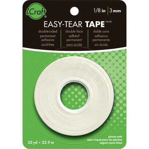 Thermoweb 3373 iCraft Tape.125 in. x 27 Yds