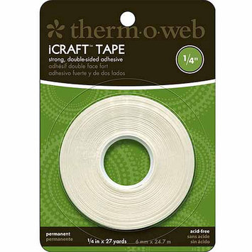 Thermoweb 3374 iCraft Tape.25 in. x 27 Yds