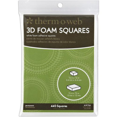 Therm 3777 3D Foam Squares Combo - 126 Pack