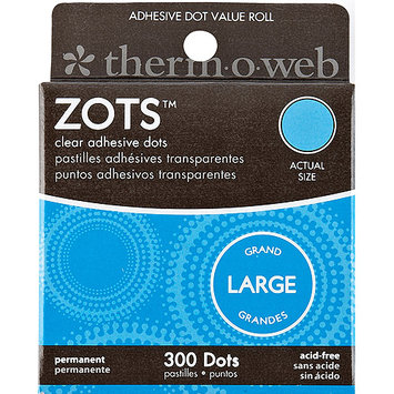 Therm O Web 37-83 Zots Clear Adhesive Dots