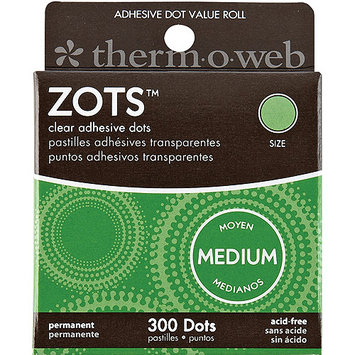 Therm O Web 37-84 Zots Clear Adhesive Dots