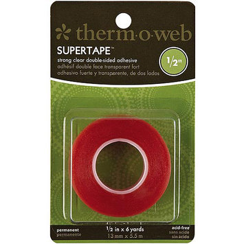 Thermoweb Super Tape Double-Sided-1/2 X6 Yards