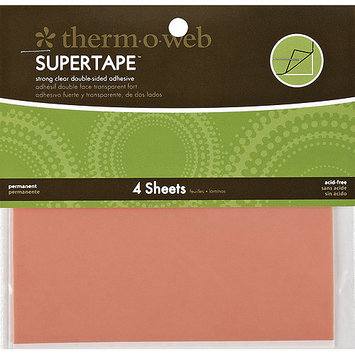 Therm O Web 4105 Super Tape DoubleSided Sheets