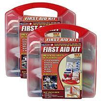 Augason Farms First Aid Kit - 234 pieces - 2 pack