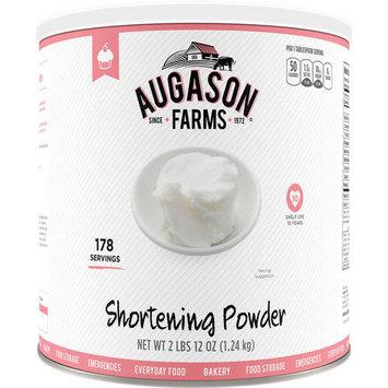 Augason Farms Shortening Powder, 3 lbs