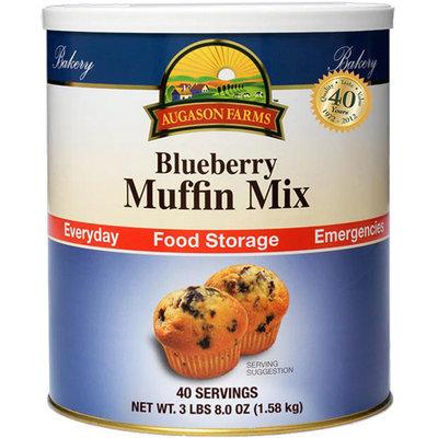 Augason Farms Emergency Food Blueberry Muffin Mix, 56 oz