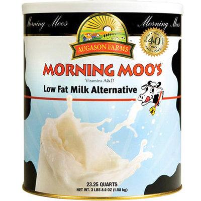 Augason Farms Emergency Food Morning Moo's Low Fat Milk Alternative Drink Mix, 56 oz
