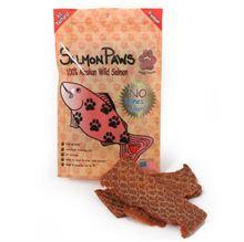 Salmon Paws Salmon Jerky