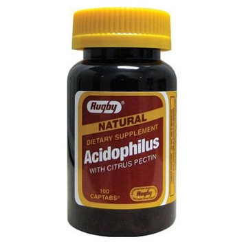 Watson Rugby Labs Acidophilus, 100 Captabs, Watson Rugby