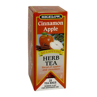 Bigelow® Cinnamon Apple Herb Tea