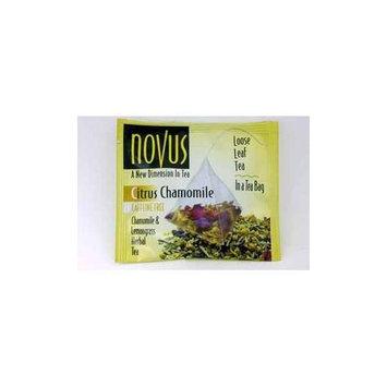 Novus Citrus Chamomile Tea (Pack of 50)