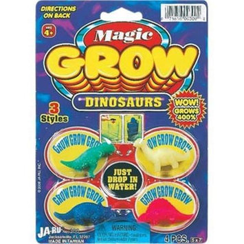 Ddi Magic Grow Animals 4 pack Case Of 12