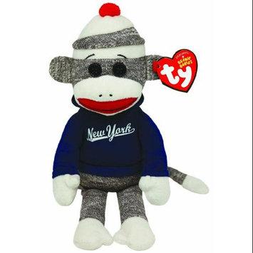 Ty, Inc. Ty New York Beanie Babies Sock Monkey