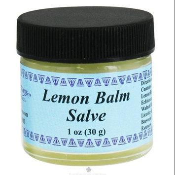 WiseWays Herbals: Salves for Natural Skin Care, Lemon Balm Cream 1 oz
