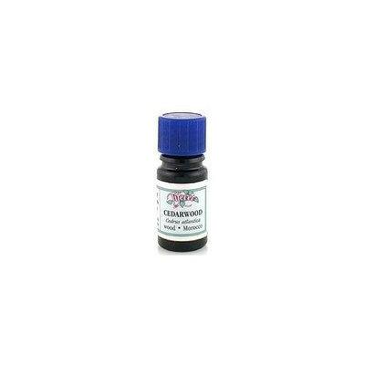 Tiferet Aromatherapy: Blue Glass Aromatic Oils, Cedarwood Morocco 5 ml