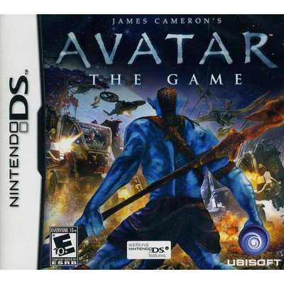 Ubisoft James Cameron's Avatar: The Game (new)