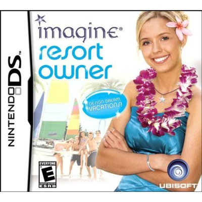 Ubisoft 16610 Imagine: Resort Owner DS