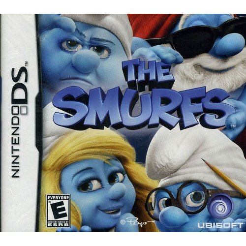 Ubisoft The Smurfs - Action/Adventure Game Retail - Cartridge - Nintendo DS