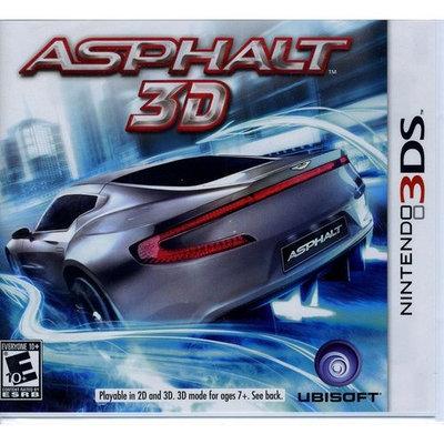 Ubisoft Asphalt 3D (Nintendo 3DS)