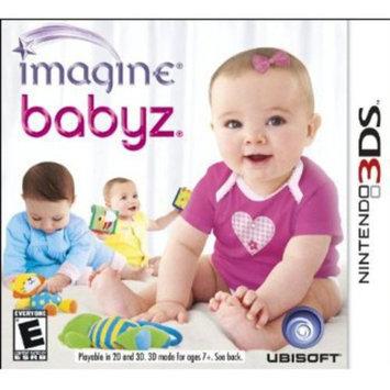 Ubi Soft Imagine Babyz 3D Video Game for Nintendo 3DS