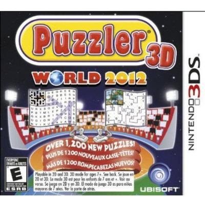 Ubi Soft Ubisoft 16739 Puzzler World 2012 3D for Nintendo 3DS