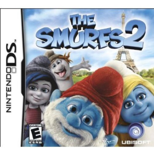 Ubi Soft Smurfs 2 Video Game for Nintendo DS