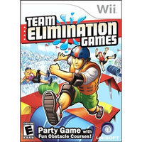 Ubisoft Team Elimination Games for Nintendo Wii