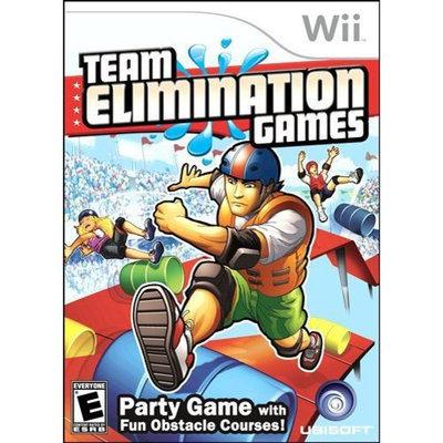 Ubisoft Team Elimination Games for Nintendo Wii